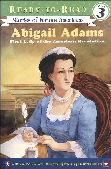 Abigail Adams: First Lady Am Rev (RTR COFA)