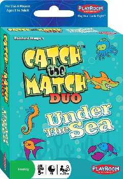 Catch the Match Duo Under the Sea
