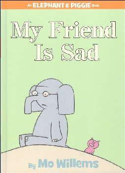 My Friend Is Sad! (Elephant and Piggie Book)