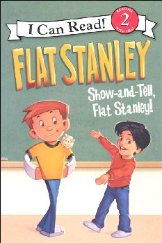 Show-and-Tell, Flat Stanley! (I Can Read Level 2)