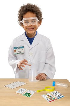 Scientist (Role Play Set)