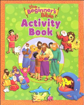 Beginner's Bible Activity Book