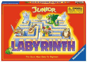 Labyrinth Junior Game