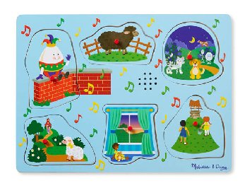 Sing-Along Nursery Rhymes 2 Sound Puzzle