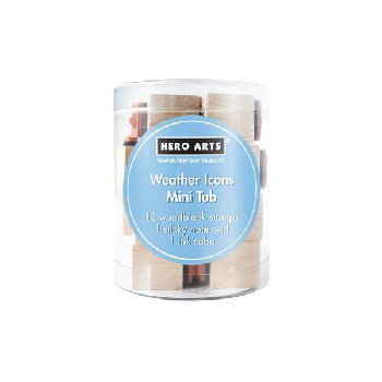 Weather Icons Mini Tub