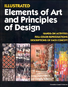 Illustrated Elements of Art and Principles of Design