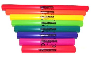 C Major Diatonic Scale Set (Boomwhack)