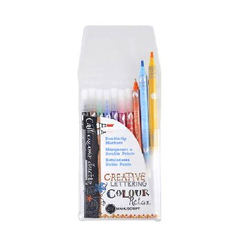 Callicreative Duotips 10 Marker Set