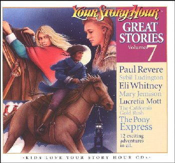 Great Stories Vol. 7 CD Album