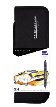 Prismacolor Double-Ended Marker Set 24-color