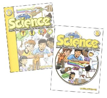 Reason for Science B Set (Tchr + Wktxt)