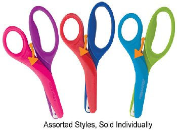Fiskars Preschool Training Scissors assorted color