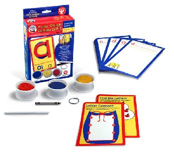 Alpha-Dough Language Kit Lower Case Letters