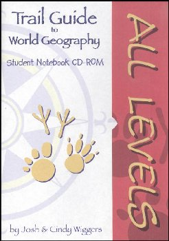 Trail Guide to World Geography Stdnt Ntbk CD