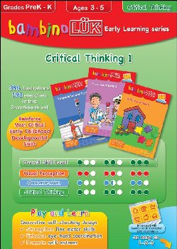 BambinoLUK Critical Thinking 1