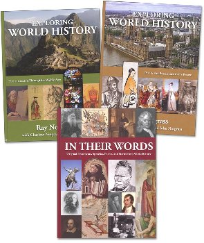 Exploring World History Curriculum Package