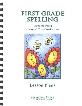 First Grade Core Skills Phonics & Spelling Workout B Lesson Plans