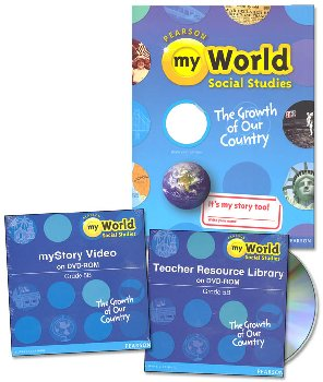 MyWorld Social Studies Grade 6 Homeschool Bundle