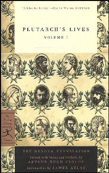Plutarch's Lives Vol. 1