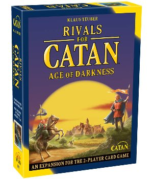 Rivals for Catan Card Game (Age of Darkness) Expansion