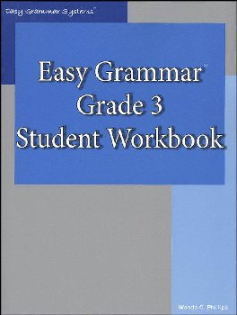 Easy Grammar Grade 3 Workbook