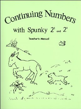 Conventional Arithmetic Teachers Edition for Spunky Grade 2