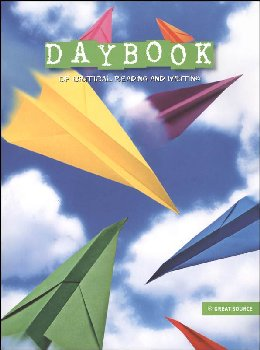 Daybook of Critical Reading and Writing Grade 3 (2008)