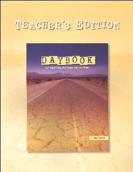 Daybook Critical Reading and Writing Grade 6 Teacher (2007)