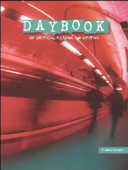 Daybook Critical Reading and Writing Grade 7 (2007)