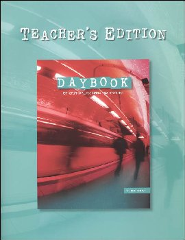 Daybook Critical Reading and Writing Grade 7 Teacher (2007)