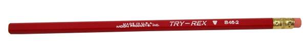Standard Try-Rex Pencil with Eraser