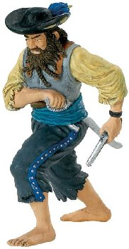 Gunner Phillip Morton (Swashbuckler Collection)