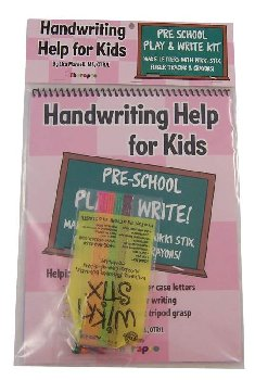 Pre-School Play & Write Kit (HHK)