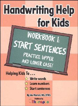 Start Sentences Workbook - Book 1 (HHK)