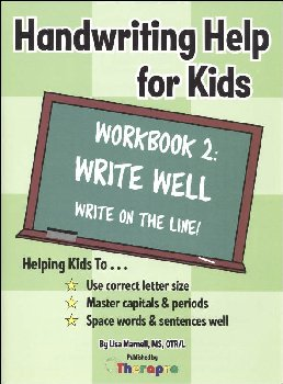 Write Well Workbook - Book 2 (HHK)