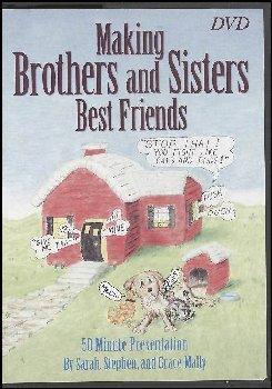 Making Brothers and Sisters Best Friends DVD