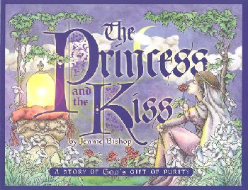 Princess and the Kiss (paperback)
