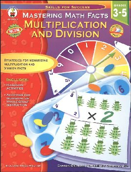 Mastering Math Facts Multiplication & Divsion