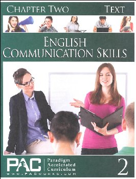 English Communication Skills: Chapter 2 Text