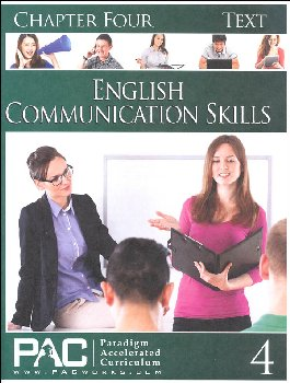 English Communication Skills: Chapter 4 Text