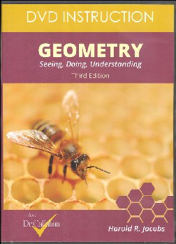 Geometry Instructional DVD (Jacobs)