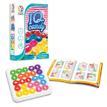 IQ-Candy Compact Travel Game