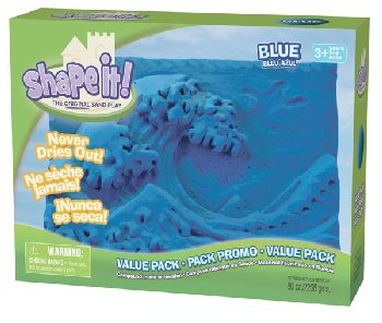 Shape It! Sand Blue (5 lb.)