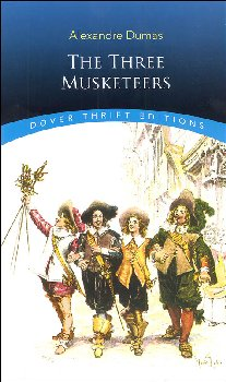 Three Musketeers Thrift Edition