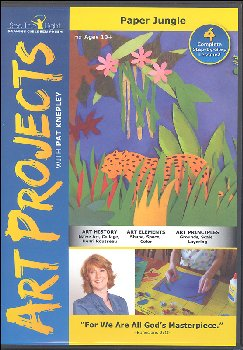 Art Projects: Paper Jungle DVD