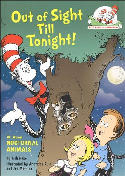 Out of Sight Till Tonight! All About Nocturnal Animals