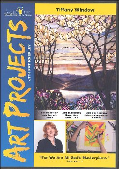 Art Projects: Tiffany Window DVD