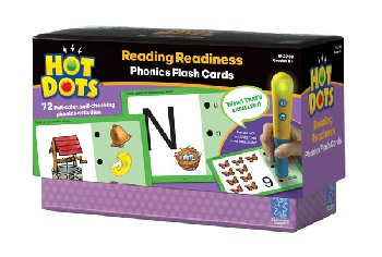 Readiness Hot Dots Set 1
