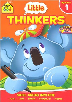 Little Thinkers First Grade (64 pages)
