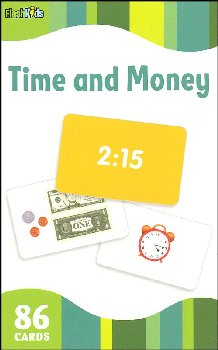 Time and Money Flashcards